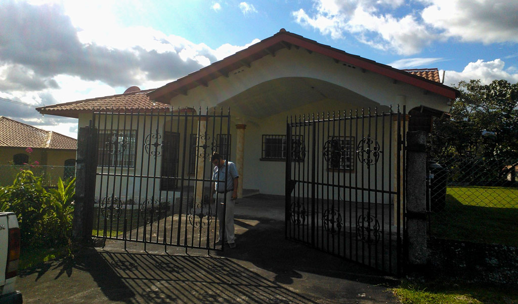 Home for rent in Brisas Boqueteñas $700 per month